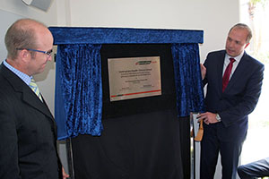 Federal Minister for Health opens new Clinical School