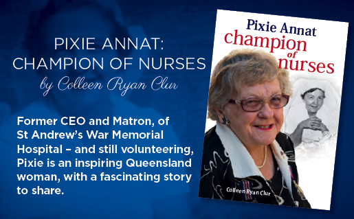 Pixie Annat: Champion Of Nurses