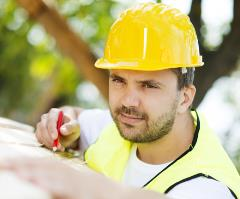 Photo of tradesman