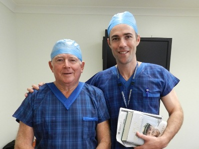 Dr Jon and Dr Toby Cohen