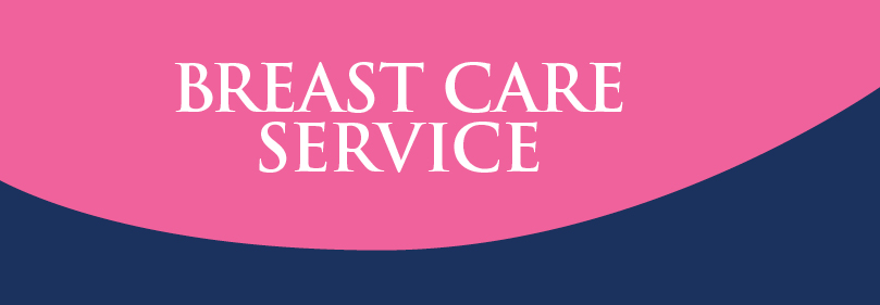 St Andrews Breast Care Service Banner